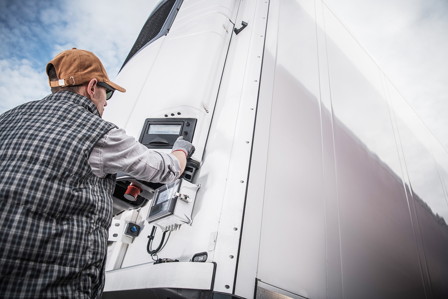 CDL truck driver for hire Sacramento